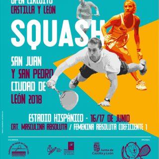 Open San Juan y San Pedro Ciudad de León 2018 – Presentación