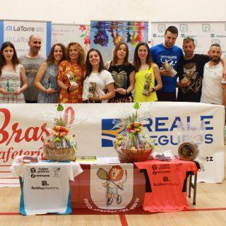 Finales VIII Liga Squash León 2017/2018 – Crónica