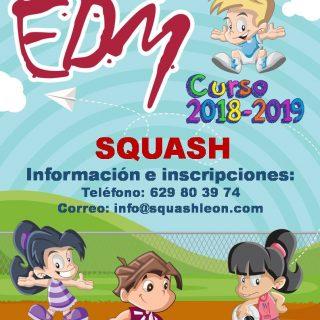 EDM Squash 2018-2019