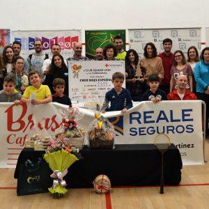 Gran éxito en cuanto a participación y a recaudación en el V Torneo Benéfico de Navidad