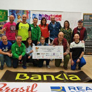 2.342€ recaudados para nuestros amigos de Autismo León