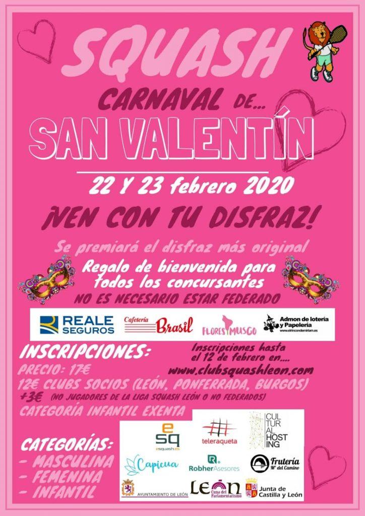 Torneo San Valentín 2020